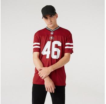 New Era San Francisco 49ers Shirt (NE12572534) red