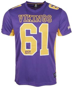 Fanatics Minnesota Vikings Shirt (MMV2705PK) purple