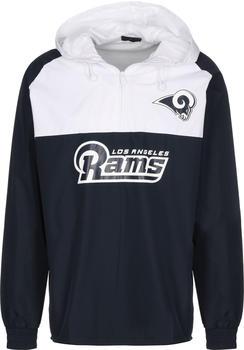 New Era Los Angeles Rams Windbreaker Jacket (12175432) blue/white