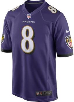 Nike Lamar Jackson Baltimore Ravens Shirt (67NMBLGH8GF2NA) violet
