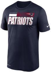 Nike New England Patriots Legend T-Shirt (NKDI41S8KFIX) blue