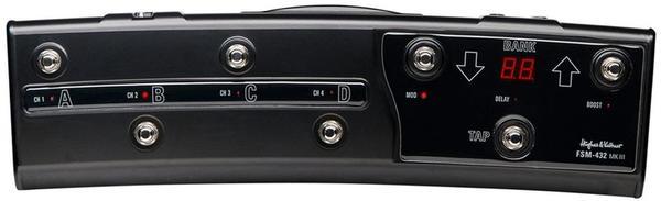 Hughes & Kettner FSM 432 MkIII Midi-Board