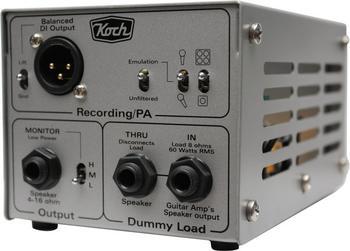 Koch-Amps Dummybox Studio DB60-SP