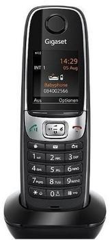 Gigaset Mobilteil C620H schwarz