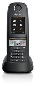 Gigaset Mobilteil E630H schwarz
