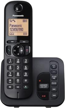 Panasonic KX-TGC220 Single schwarz