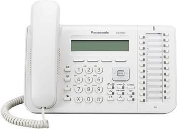 Panasonic KX-DT543 Digitaltelefon - weiß