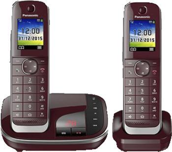 Panasonic KX-TGJ322 weinrot