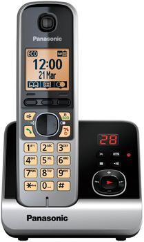 Panasonic KX-TG6721 Single schwarz