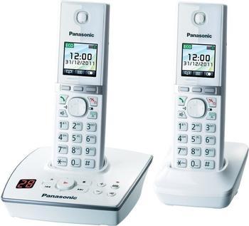Panasonic KX-TG 8062 Duo weiß
