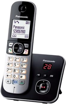 Panasonic KX-TG6821 Single schwarz