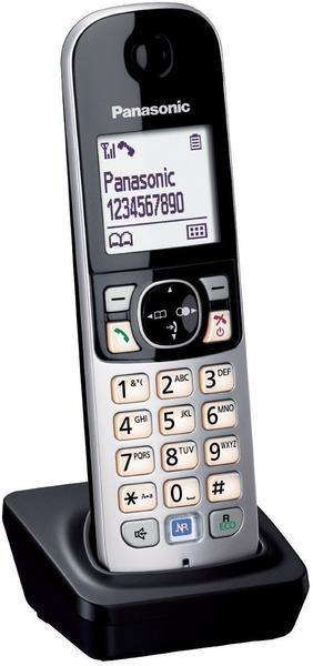 Panasonic KX-TGA681EXA Mobilteil schwarz