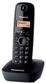 Panasonic KX-TG 1611 schwarz
