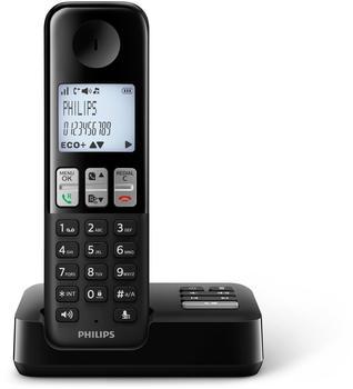 Philips Schnurlostelefon D2351B/38