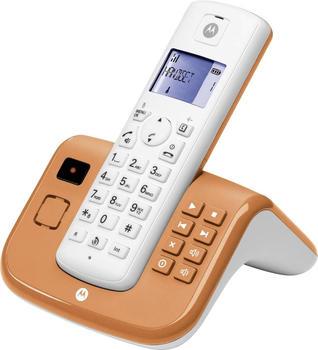 Motorola T211 orange