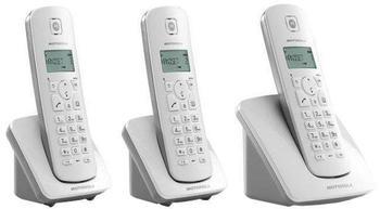 Motorola C403 Trio Weiß