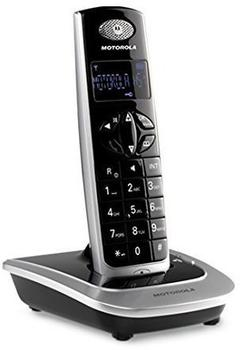 Motorola D501 schwarzsilber