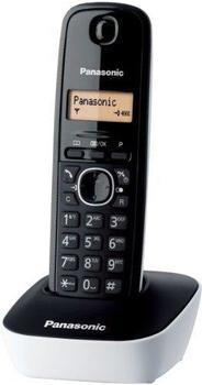 Panasonic KX-TG 1611 schwarz/weiß