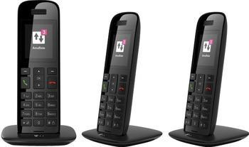 Telekom Speedphone 10 schwarz - trio