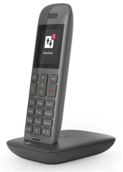 Deutsche Telekom Speedphone 11 graphit mit Basis