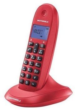 Motorola C1001 Single Red