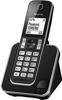 Panasonic KX-TGD310 schwarz