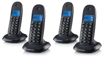 Motorola C1004 Quattro black