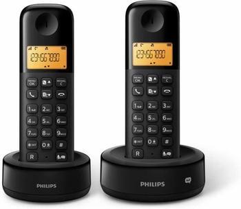 Philips D1352B/38 2er Pack