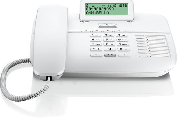 Gigaset DA710 weiß