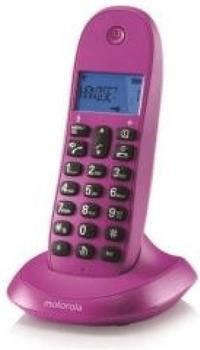 Motorola C1001 solo purple