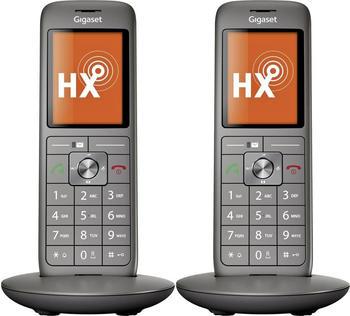 Gigaset DECT Mobilteil CL660 HX Duo Anthrazit
