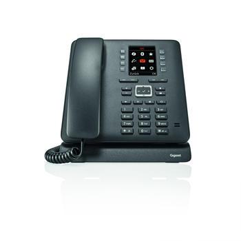 Gigaset T480HX - Tischtelefon, schnurlos, schwarz