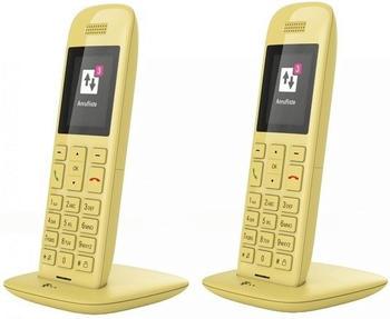 Deutsche Telekom Speedphone 11 Duo gelb