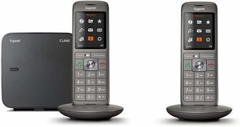 Gigaset CL660 - duo grey