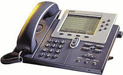 Cisco Systems Unified IP Phone 7960G