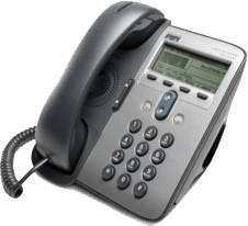 Cisco Systems Unified IP Phone 7911G