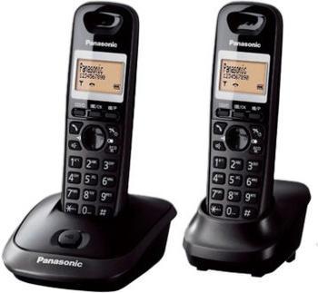 Panasonic KX-TG2512 Duo schwarz