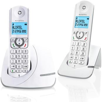 Alcatel-Lucent F390 Duo grey