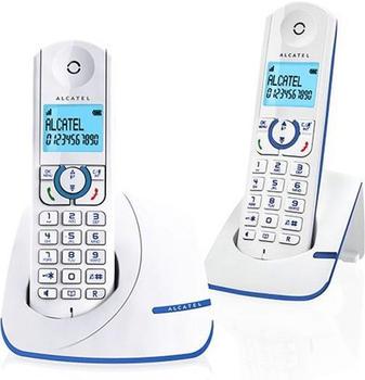 Alcatel-Lucent F390 Duo blue