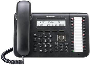 Panasonic KX-DT543 Digitaltelefon - schwarz