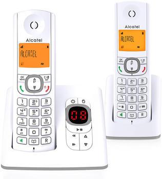 Alcatel-Lucent F530 Voice Twin grey