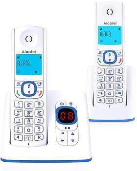 Alcatel-Lucent F530 Voice Twin blue