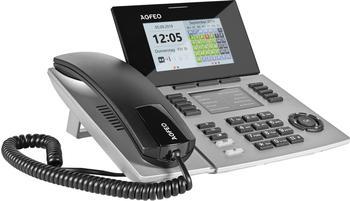 Agfeo ST 56 IP SENSORfon silber