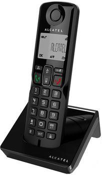 Alcatel-Lucent S250 Single black