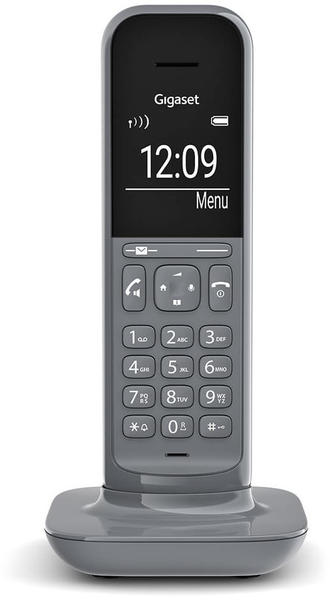 Gigaset CL390 Single Dark Grey