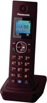 Panasonic KX-TGA785 Mobilteil weinrot