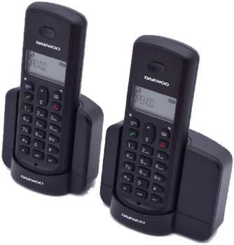 Daewoo DTD-1350 Duo Black
