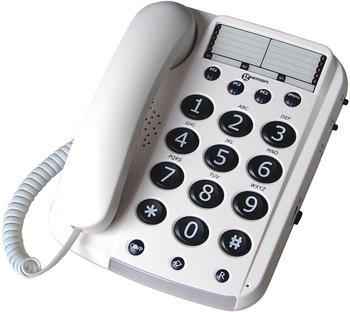 Geemarc Telecom Geemarc Dallas 10 schwarz