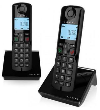 Alcatel-Lucent S250 Twin black