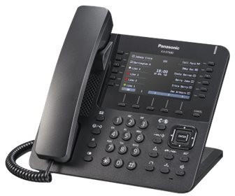 Panasonic KX-DT680NE-B Schwarz